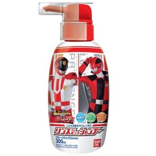 万代儿童洗发水 红色