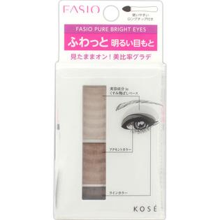 FASIO 纯净明亮三色眼影