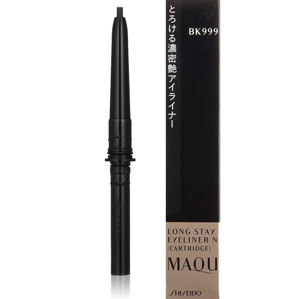 MAQuillAGE心机彩妆持久防水眼线笔替换芯BK999