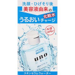 资生堂UNO男士爽肤水