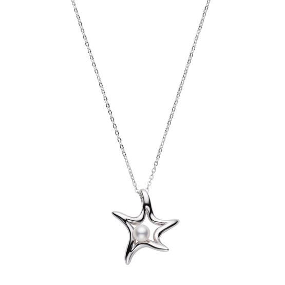 MIKIMOTO御木本海星珍珠项链